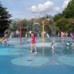 Verulamium Park splash park